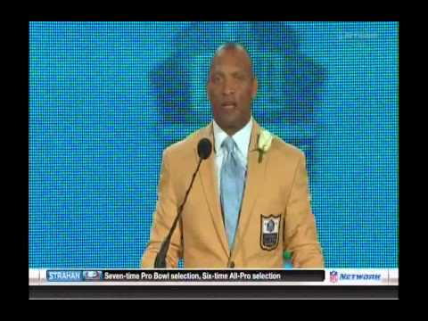 NFL: Hall Of Fame: Class Of 2014: Aeneas Williams Enshrinement Ceremony Speech