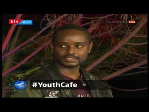 DJ Gitz on Youth Cafe