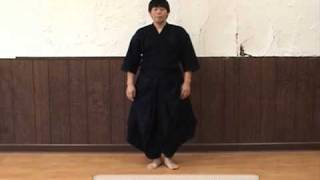 How to Practice Your Footwork in Kendo?
