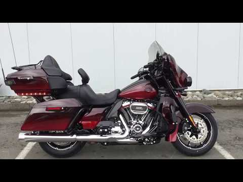 2018 Harley-Davidson FLHTKSE CVO Limited