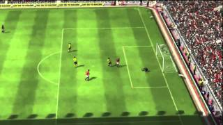 """FIFA 10 """"Rooney"""" Online Goals Compilation by PwR B3N"""