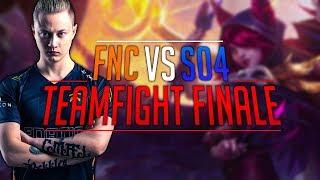 """ANALISI """"PLAY"""" di REKKLES AGLI LCS • Come ha VINTO il Teamfight Finale in FNC vs. S04"""