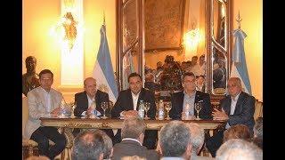 Presentación del Plan Local de Acción de DDHH - Gustavo Valdés