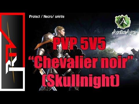 Archeage Build Skull Knight Pvp