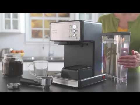 Mr Coffee Cafe Barista Espresso and Cappuccino Maker Review