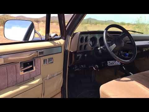 Lee Majors GMC Fall Guy Pickup Truck