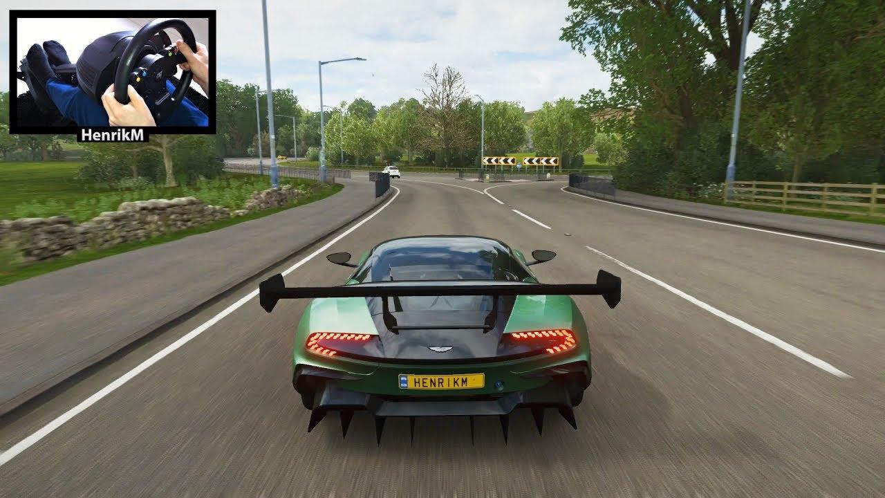 Aston Martin Vulcan Forza Horizon 4 Youtube
