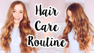 My Hair Care Routine  How to get Long &amp Shiny Hair!