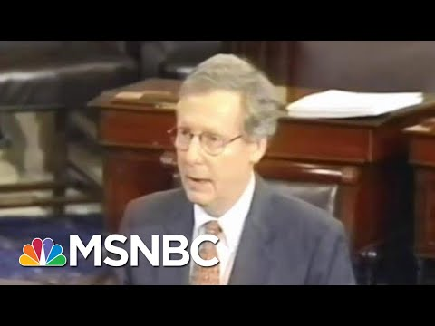 GOP Hypocrisy On Robert Mueller Continues | The Last Word | MSNBC