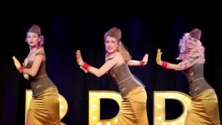 Blonde Bombshell Burlesque Video Teaser