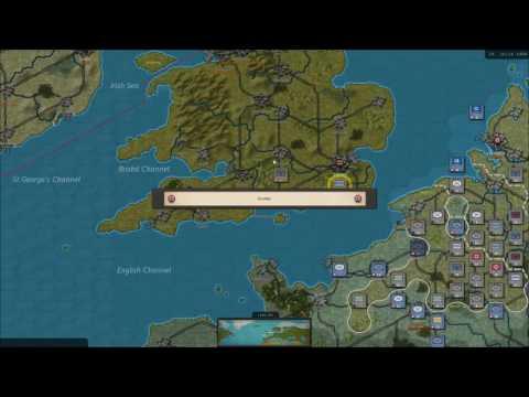 Strategic Command: WWII War in Europe - La caída de Francia #4