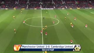 Manchester United 3 - 0 Cambridge United - Full Match 04 Feb 2015