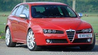 Alfa Romeo 159 SPORTWAGON 1.8 TBi Lusso 5dr EX61UZY