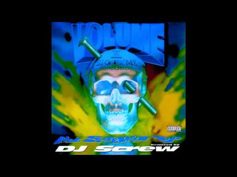 DJ Screw - Bigtyme Recordz Vol II: All Screwed Up
