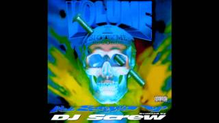 DJ Screw - Bigtyme Recordz Vol II: All Screwed Up