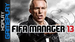 FIFA Manager 13 - Gameplay (Match Engine)