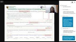 Формирование плана финансово-хозяйственной деятельности в Электронном Бюджете