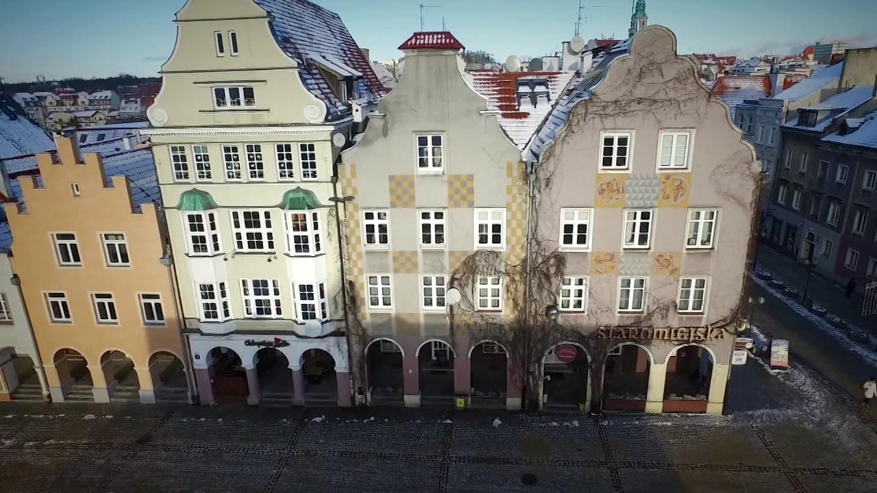 """Stare Miasto – cz. 3 """"Sgraffito"""""""