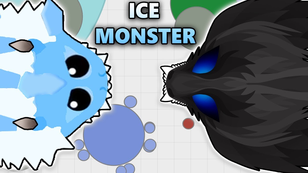 MOPE.IO NEW ICE MONSTER | BIGGEST UPDATE OF THE YEAR | Mope.io Upcoming Monsters Update Teaser 2!