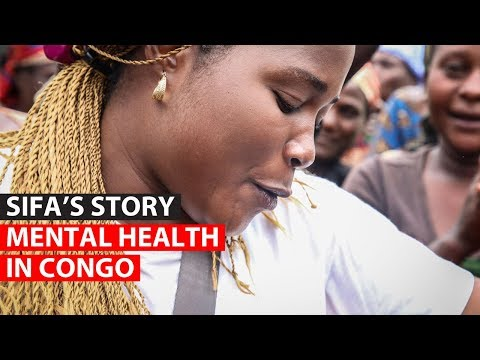"CONGO | ""When you're displaced, your thoughts can be too"""
