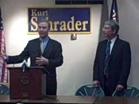 Chris Van Hollen & Kurt Schrader