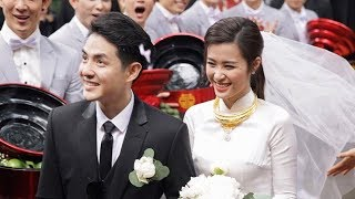 Đám cưới sang chảnh của Đông Nhi - Ông Cao Thắng tại Sài Gòn [live - full]