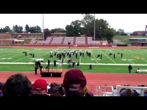 West Greene High School Marching Band 2013-2014 Frightmares.