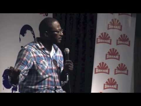 "MIKE YARD - ""Real Talk about Women"" @Stand Up for Haiti"