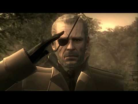 Metal Gear Solid 4 OST - Sorrow [Extended]