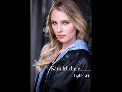 Kara Michele - Fight Reel