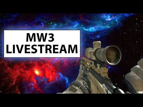 MW3 FFA Trickshotting LIVE! - Donate Here: