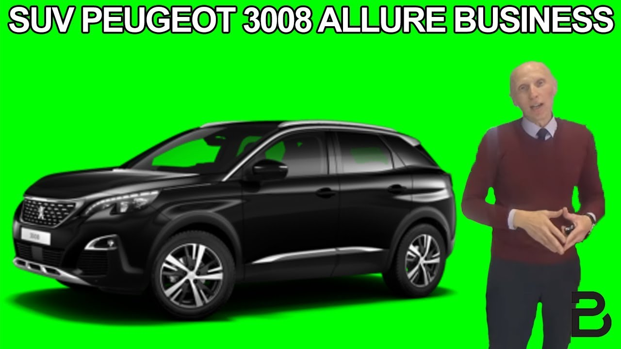 les tutos de berbi le nouveau suv peugeot 3008 allure. Black Bedroom Furniture Sets. Home Design Ideas