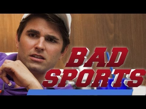 BAD SPORTS Episode 1: Chad Hails the Redskins