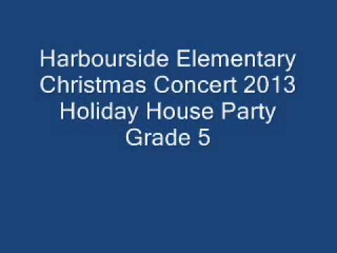 Holiday House Party
