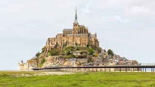 Mont St-Michel, France