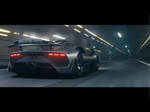 Mercedes-AMG Project ONE. The Future of Driving Performance