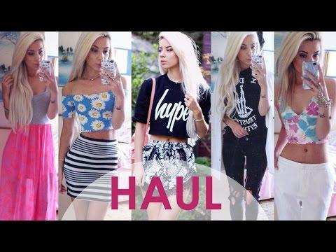 Fashion Haul | Primark, Missguided, Motel Rocks etc