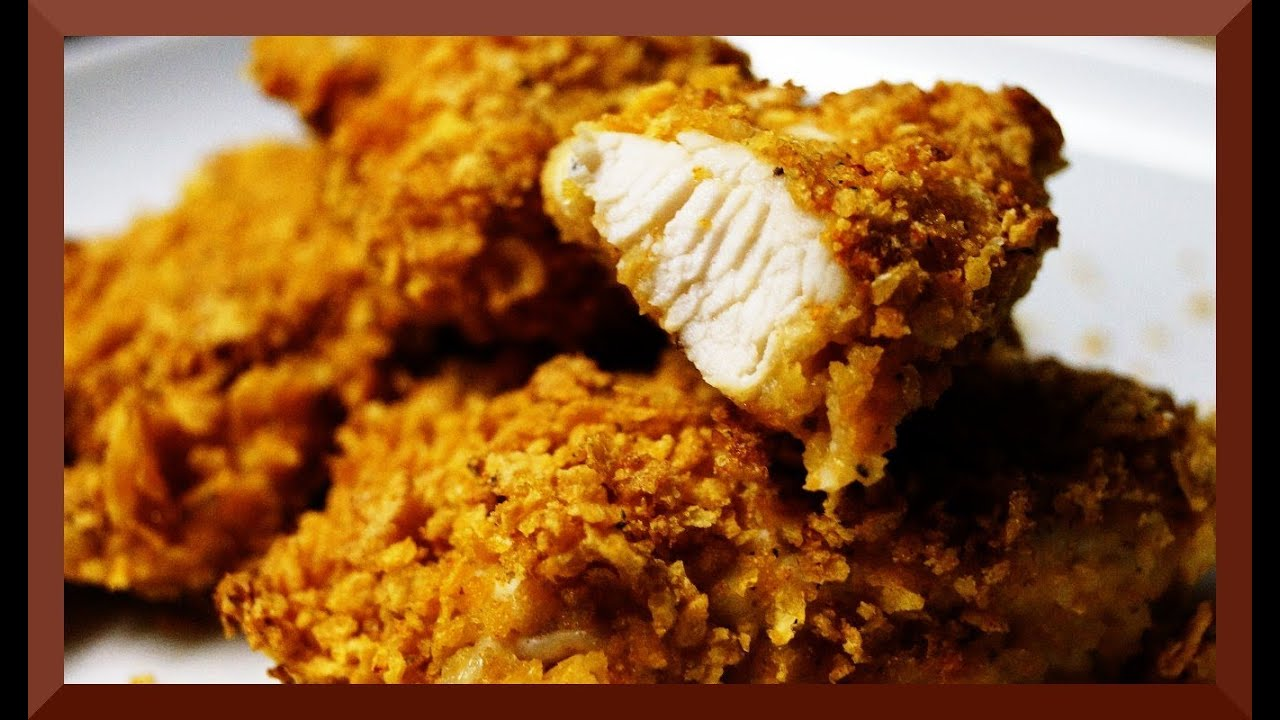 Chicken Nuggets selber machen im Tupperware UltraPro