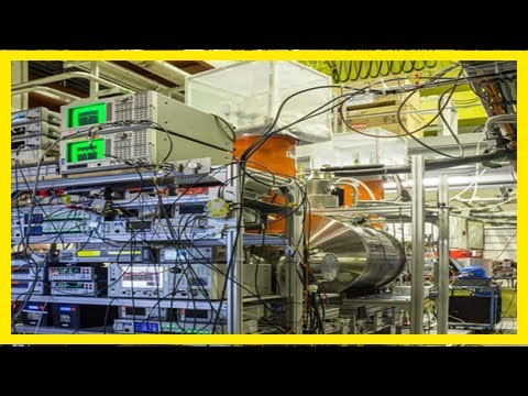 Breaking News | Universe shouldn't exist, cern physicists conclude