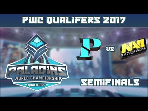 PWC Qualifiers: Semifinals - Purity vs. Natus Vincere
