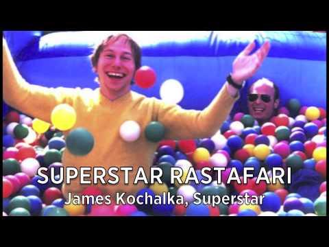 Superstar Rastafari - James Kochalka Superstar