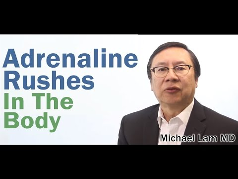 Adrenaline Rushes as an Adrenal Fatigue Symptom
