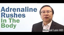 Adrenaline Rushes as an Adrenal Fatigue Symptom
