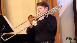 J. Nowakowski - Concertino for Trombone and Piano
