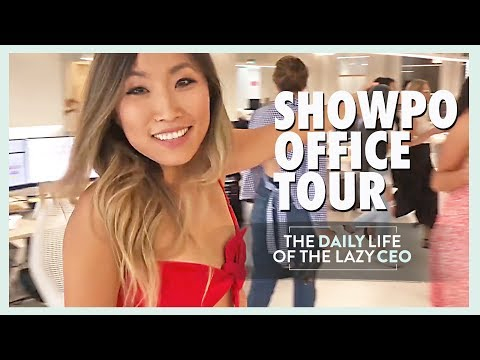 JANE'S FAVE THINGS ABOUT SHOWPO HQ | Jane Lu Showpo CEO Daily Vlog #17
