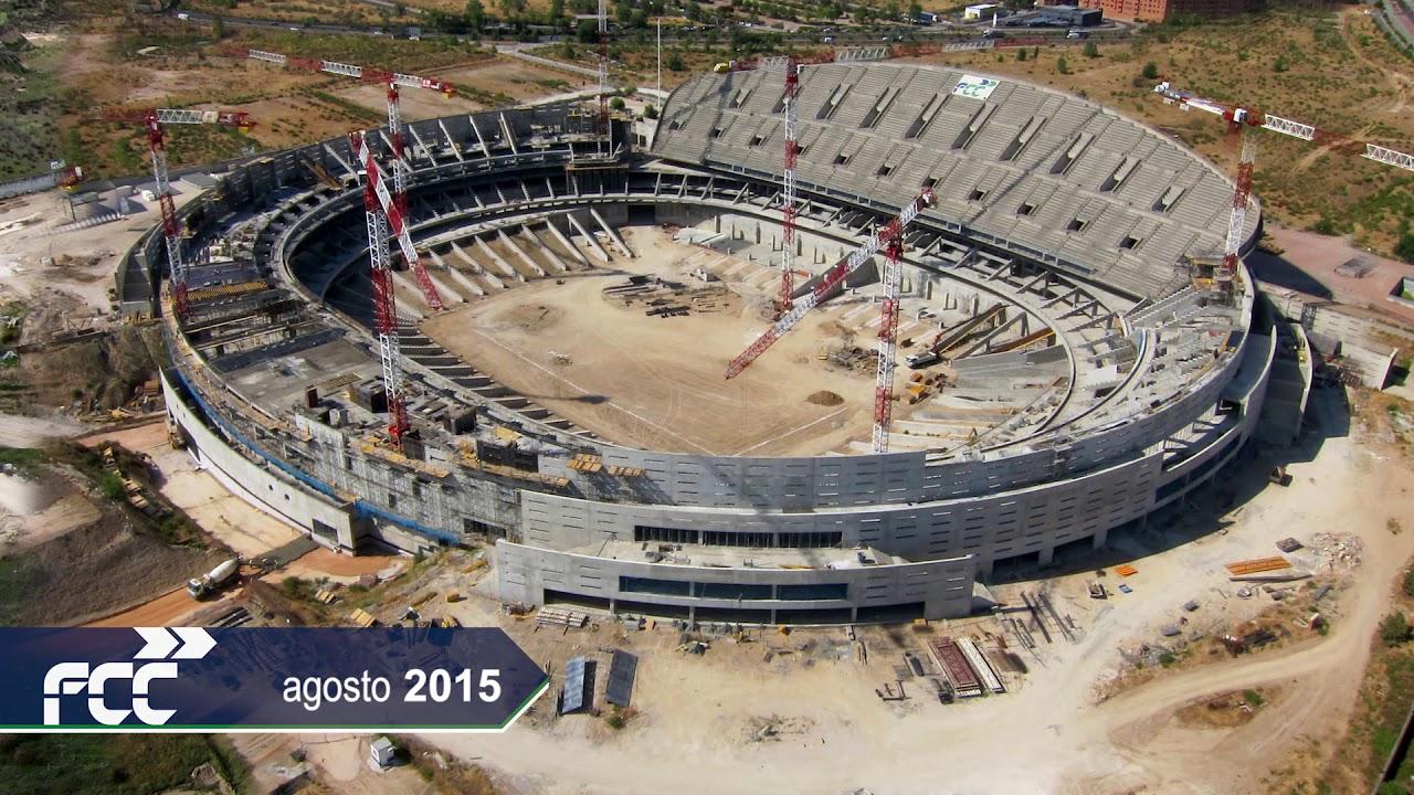 Stadium Metropolitano De Madrid