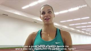Lorena Spoladore, Brazilian Sprinter, on Intellectual Property and Sports