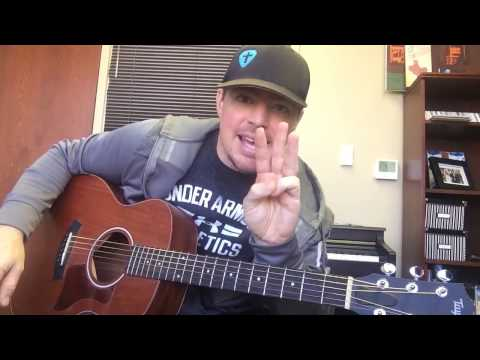 Poor Poor Pitiful Me | Terri Clark | Beginner Guitar Lesson