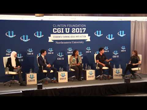 CGI U 2017 | LGBTQ Equality: Overcoming the Backlash