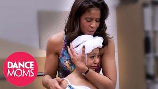 Christi Gets Blamed for Nia's Headpiece Malfunction (Season 4 Flashback) | Dance Moms